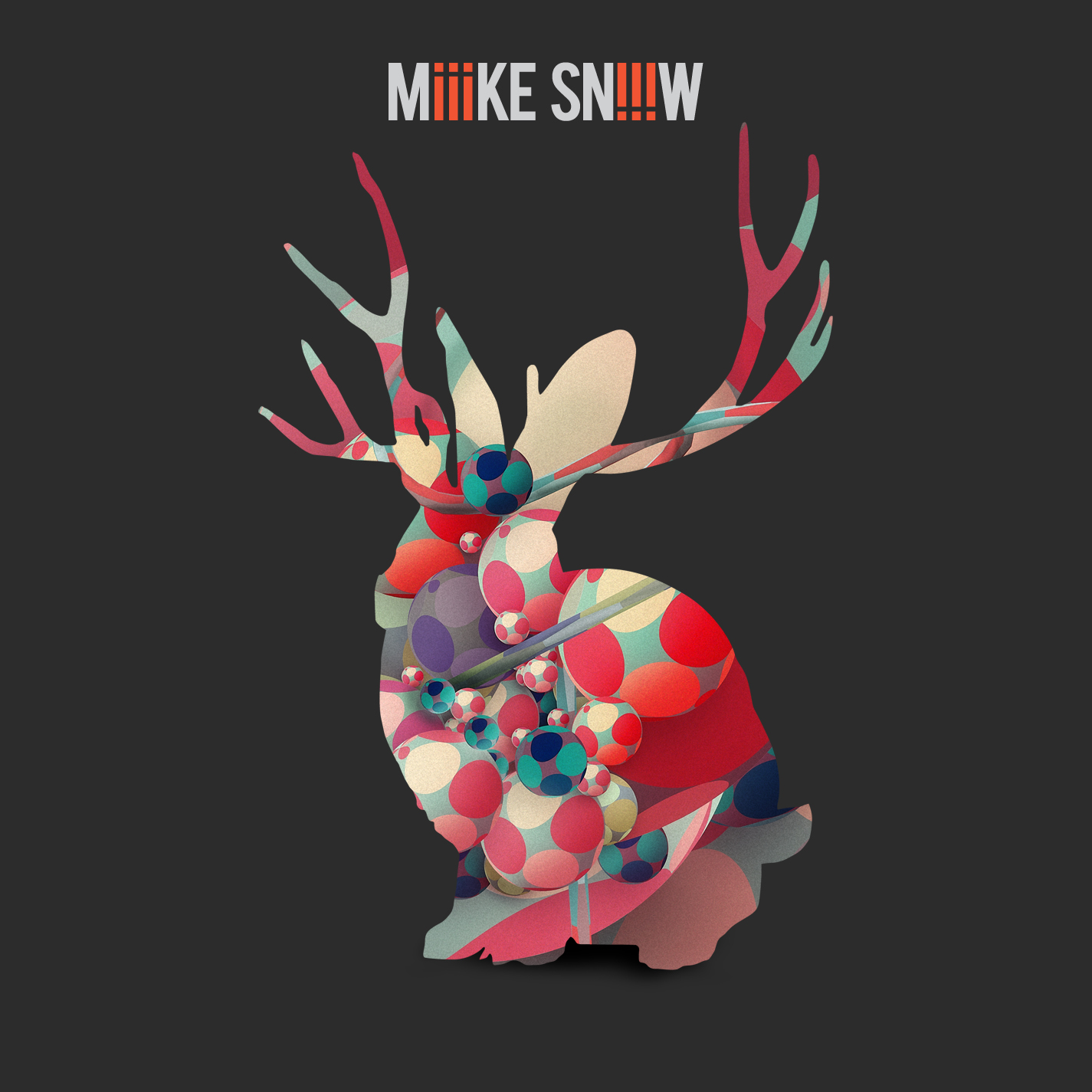 GET MiiKE SNOW'S NEW ALBUM iii NOW!